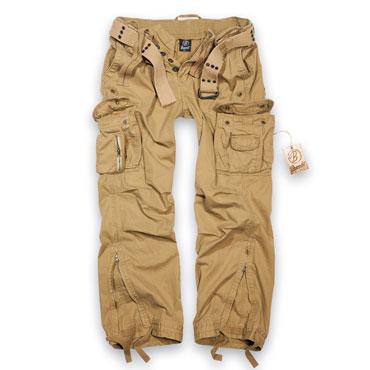 BRANDIT Royal Vintage Beige Pantalones Largos