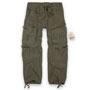 BRANDIT Pure Vintage Olive Pantalones Largos