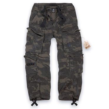 BRANDIT Pure Vintage Darkcamo Pantalones Largos
