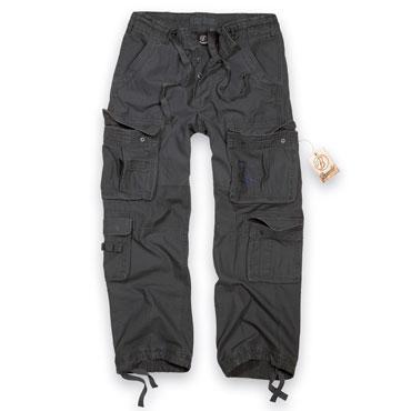 BRANDIT Pure Vintage Anthracite Pantalones Largos