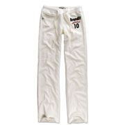 BRANDIT Sporty Sweatpants I White CHICA