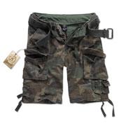 BRANDIT Gladiator Vintage Woodland Pantalones Cortos / Shorts
