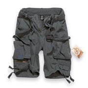 BRANDIT Gladiator Vintage Anthracite Pantalones Cortos / Shorts