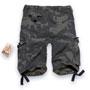 BRANDIT Vintage Darkcamo Pantalones Cortos / Shorts