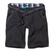 BRANDIT Advisor Black Pantalones Cortos / Shorts