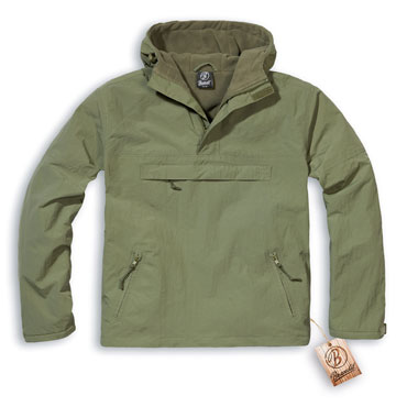BRANDIT Windbreaker Olive Jacket