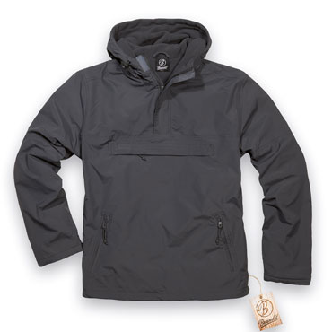 BRANDIT Windbreaker Anthracite Jacket