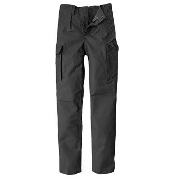 BRANDIT MOLESKIN Pantalones Largos Negros