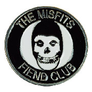 MISFITS: Fiend Club Hebilla