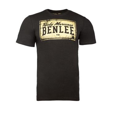 Camiseta BENLEE BOXLABEL Black T-shirt Negra