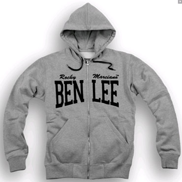 BENLEE Hooded Sweatjacket DANNY Majestc Blue