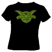 COCK SPARRER Here we stand GIRL T-shirt