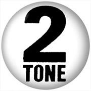 2 TONE Chapa/ Button Badge