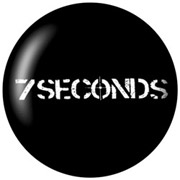 7 SECONDS Chapa/ Button Badge