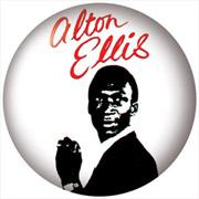 ALTON ELLIS Chapa/ Button Badge