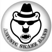AMUSIC SKAZZ BAND Chapa/ Button Badge