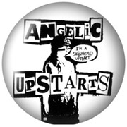 ANGELIC UPSTARTS 4 Chapa/ Button Badge