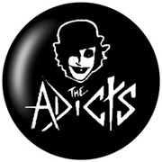 ADICTS, THE Chapa/ Button Badge