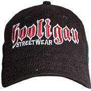 CAP Hooligan black / Gorra negra