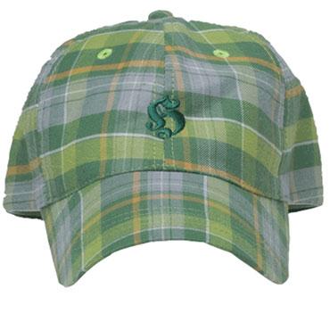 Cap Golf Nr.6 Green - Hooligan Streetwear