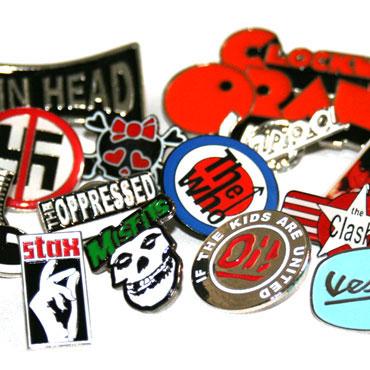 CLOCKWORK ORANGE OI BOOT  oi ska punk metal badge reggae enamel pin Oppressed