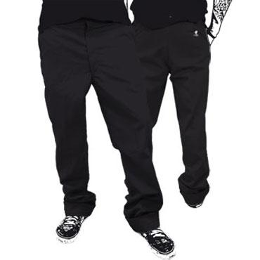 CHINO PANTS Black / Negro