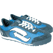HOOLIGAN SNEAKER Blue, White, Navy OUTLET