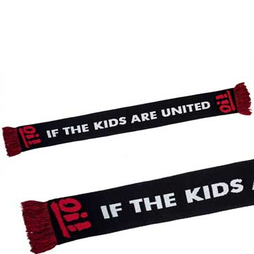 OI! IF THE KIDS ARE UNITED Scarf / Bufanda