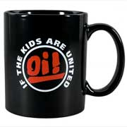 OI! IF THE KIDS ARE UNITED Mug