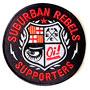 SUBURBAN REBELS Supporters diseño