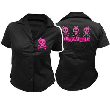DEADLINE: Skulls Girl shirt