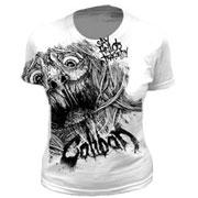CALIBAN Say Hello To Tragedy GIRL T-Shirt / Camiseta Chica