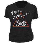 ADICTS, THE Clock Revolution Girl T-Shirt / Camiseta Chica