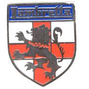 LAMBRETTA Escudo Hebilla