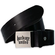 HARDCORE UNITED Belt Boschi Black