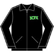 NOFX: Training Jacket Zip Sweater