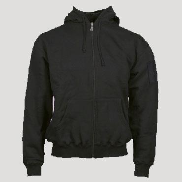 Hooded Zipper