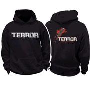 TERROR Razor Hooded / Sudadera con capucha
