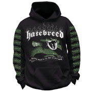HATEBREED Snake Sudadera con capucha / Hooded Sweat