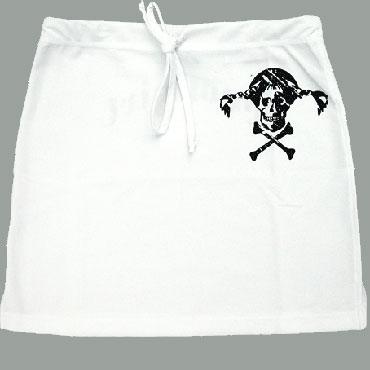 Skirt Sally white / Falda blanca