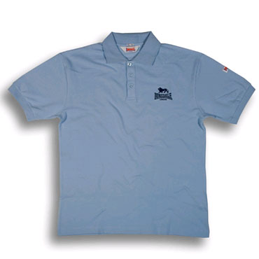 LONSDALE Poloshirt ACTON Soft Sky 110010 - Lonsdale London