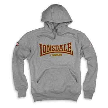 LONSDALE CLASSIC Sweatshirt Mearl Grey 110016 - Lonsdale London