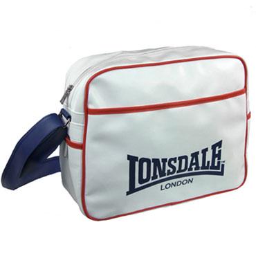 LONSDALE BAG L59C-LB 8437 White 110071 - Lonsdale London