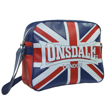 LONSDALE BAG L59C-UN 8437 Union Jack 110074 - Lonsdale London