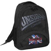 LONSDALE BAGPACK Black L59C-BS 8467 110077 - Lonsdale London