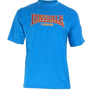 LONSDALE CLASSIC T-Shirt Royal Blue 110569 - Lonsdale London