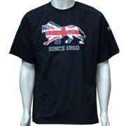 LONSDALE HECTOR T-Shirt Black 110649 - Lonsdale London