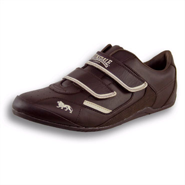 LONSDALE shoe NEWTON Chocolate 110980- Lonsdale London
