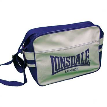 Lonsdale Shoulderbag Urban Blue / Azul