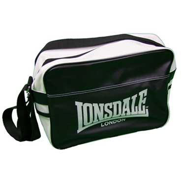 Lonsdale Shoulderbag Urban Black / Negro